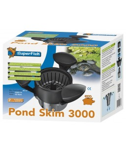 SF pond skim 3000