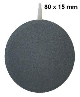 80X15 Air stone round