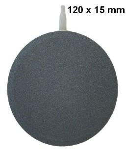 120X15 Air stone round