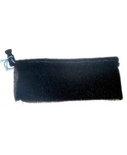 mousse filtrante noir aspiration humide - protection moteur