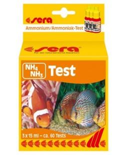 sera Test NH4/NH3 (test ammonium/ammoniaque)