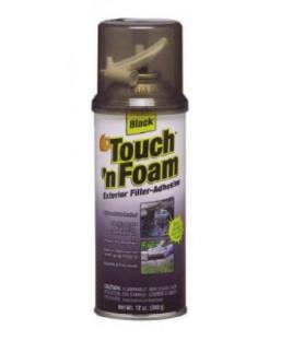 Mousse polyuréthane noire 340g