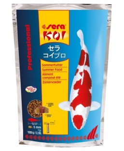 été 1 kg SERA KOI Professional aliment