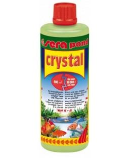 Sera Pond Crystal  250ml
