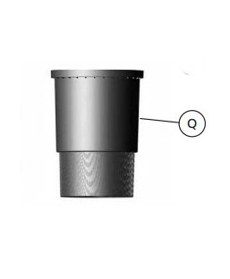 Cuve pressure flo 8000