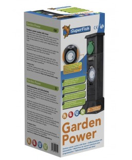 Garden Power programmation