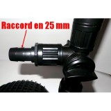 """FT-05 1"""" Aquaking 12101 Pompes à jet Raccord pour pompe à jet en 1""""..."""