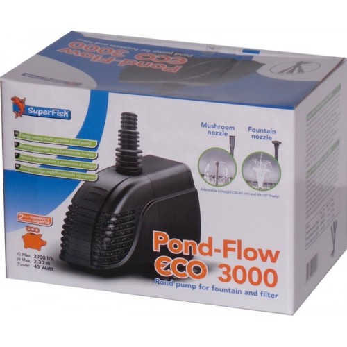 SF POND FLOW ECO 3000