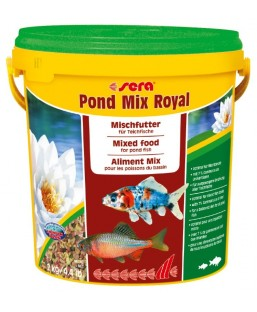 Sera pond Mix royal 2 kg (10L)