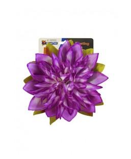 Nénuphar 17 cm violet