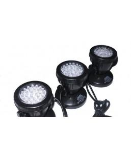 3 X 27 LED + Capteur
