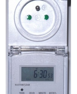 Outdoor timer new generation