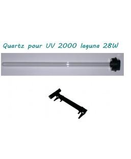 Quartz UV 2000 Laguna 28W