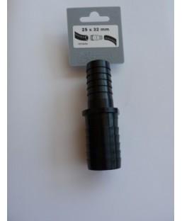 Raccord droit 25-32 mm