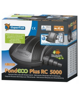 Pond Eco Plus RC 5000 variateur (2000 à 5000 L/H)