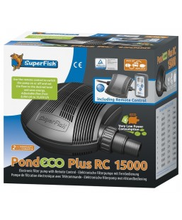 Pond Eco Plus RC 15000 variateur (8000 à 15000 L/H)