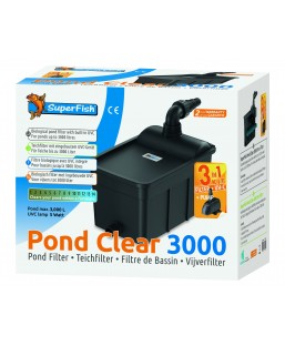 Kit pond clear 3000