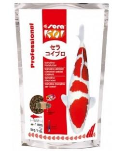 Spirulina 500g SERA KOI Professional aliment composé spécial couleurs