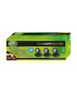 NPL2-LED3/ 3X36LED/Capteur