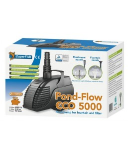 SF Pond flow eco 5000