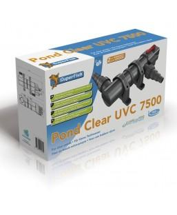 Pond Clear UVC 7500 9W