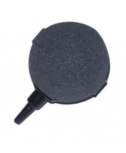 Diamètre 50 Air stone rond gris