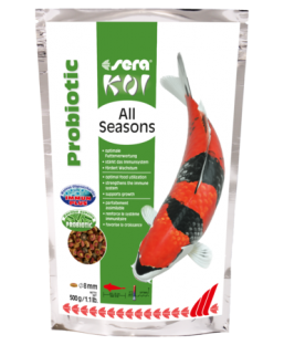 500g sera Koi All Seasons Probiotic