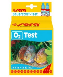 sera Test O2 (test oxygène)