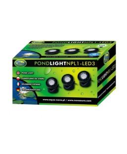 NPL1-LED3/spot capteur