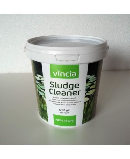 sludge cleaner 1700gr 100% bio