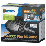 POND ECO PLUS RC 20000 VARIATEUR (11000 à 19500 L/H) Superfish 0707...
