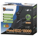 SF Pond eco 15000 (14200 L/H) Superfish 07070165 Pompes de filtrati...