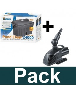 Pack pondclear 24000+ pond eco 12000