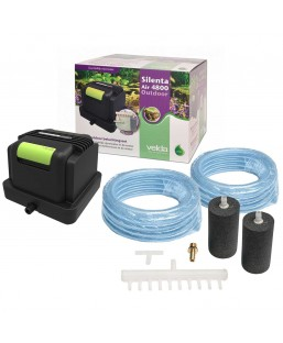 kit Silenta air outdoor 4800 (NEW)