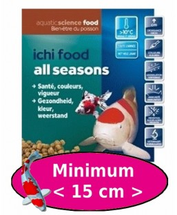 10 KG all season ICHI FOOD medium