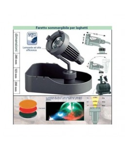 Sicce Illumination HALLEY (12v-20w)