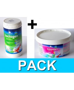 Bactogen 40000 + biobooster 40000