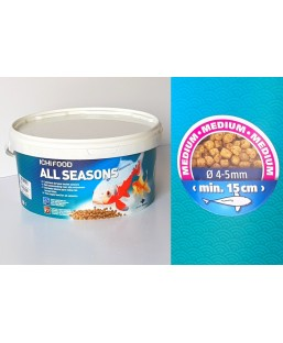 1 KG all season ICHI FOOD medium