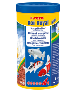 Sera Koi Royal mini 1L