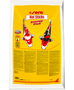 koi energy stick 5kg (sac de 40l)