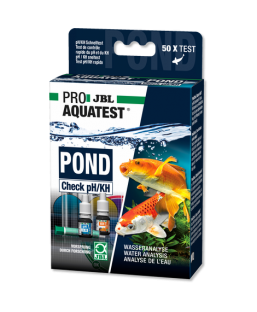 PROAQUATEST POND Check pH/KH