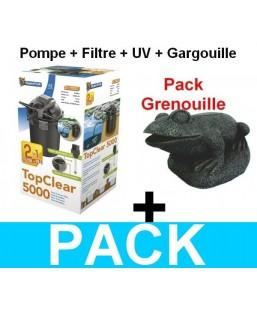 Kit filtration Grenouille