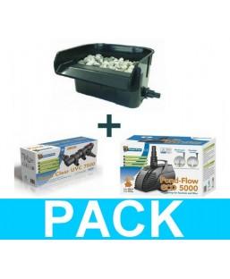 Kit filtre lame d'eau 3000 PLUS