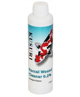 Roccal Wound Cleaner 0.2% (100ml)