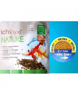 ICHI FOOD NATURE 10KG MINI