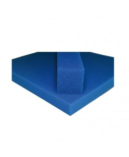 Mousse de filtration 50 X 50 X 2 CM - LARGE