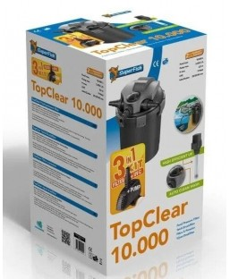 SuperFish TOPCLEAR KIT 10000 UVC-9W