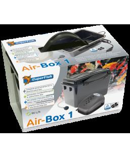 AIR BOX  96 L/H NR1