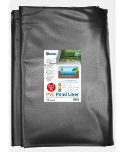 POND LINER PVC 6x5 M