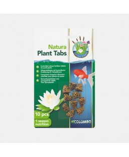 NATURA PLANT TABS 10 PIECES